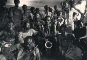 Fela and wives
